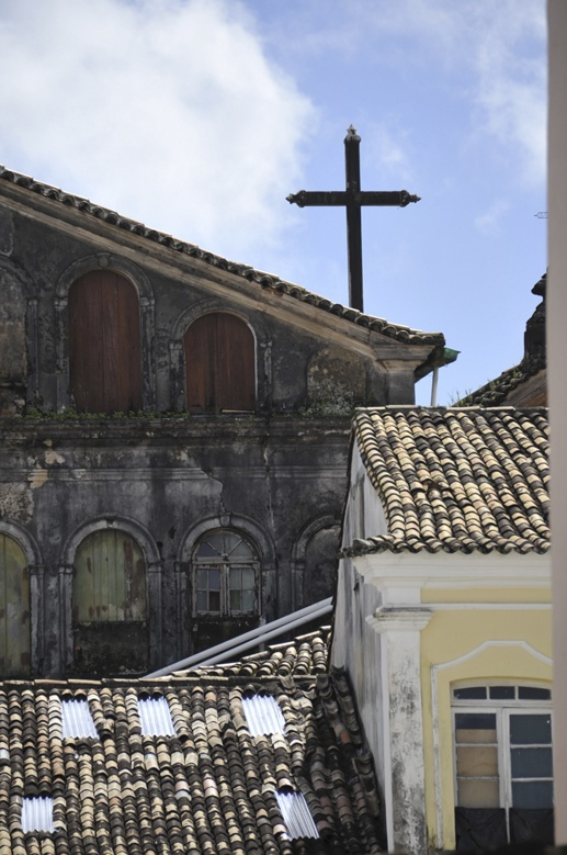 salvador bahia cross church