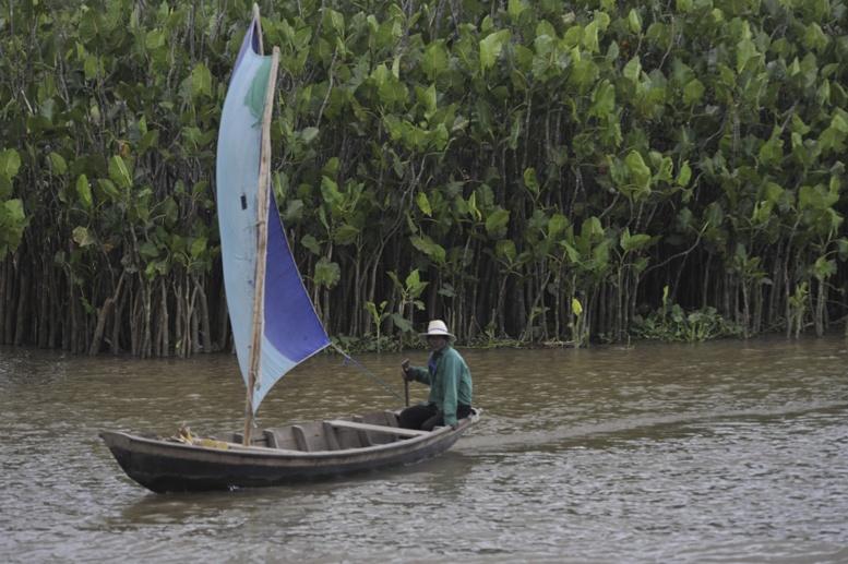 nordeste brazil river boat