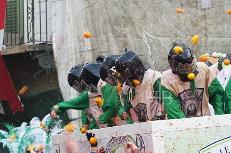 battle of the oranges ivrea