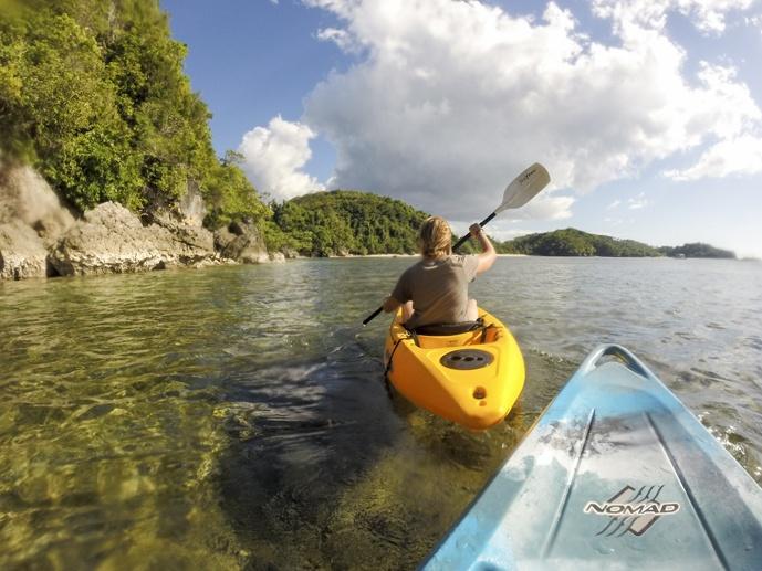 danjugan kayaking