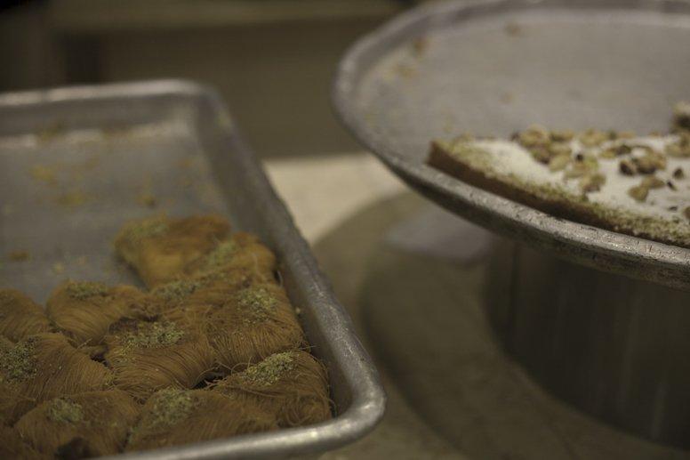 aqaba food baklava sweets