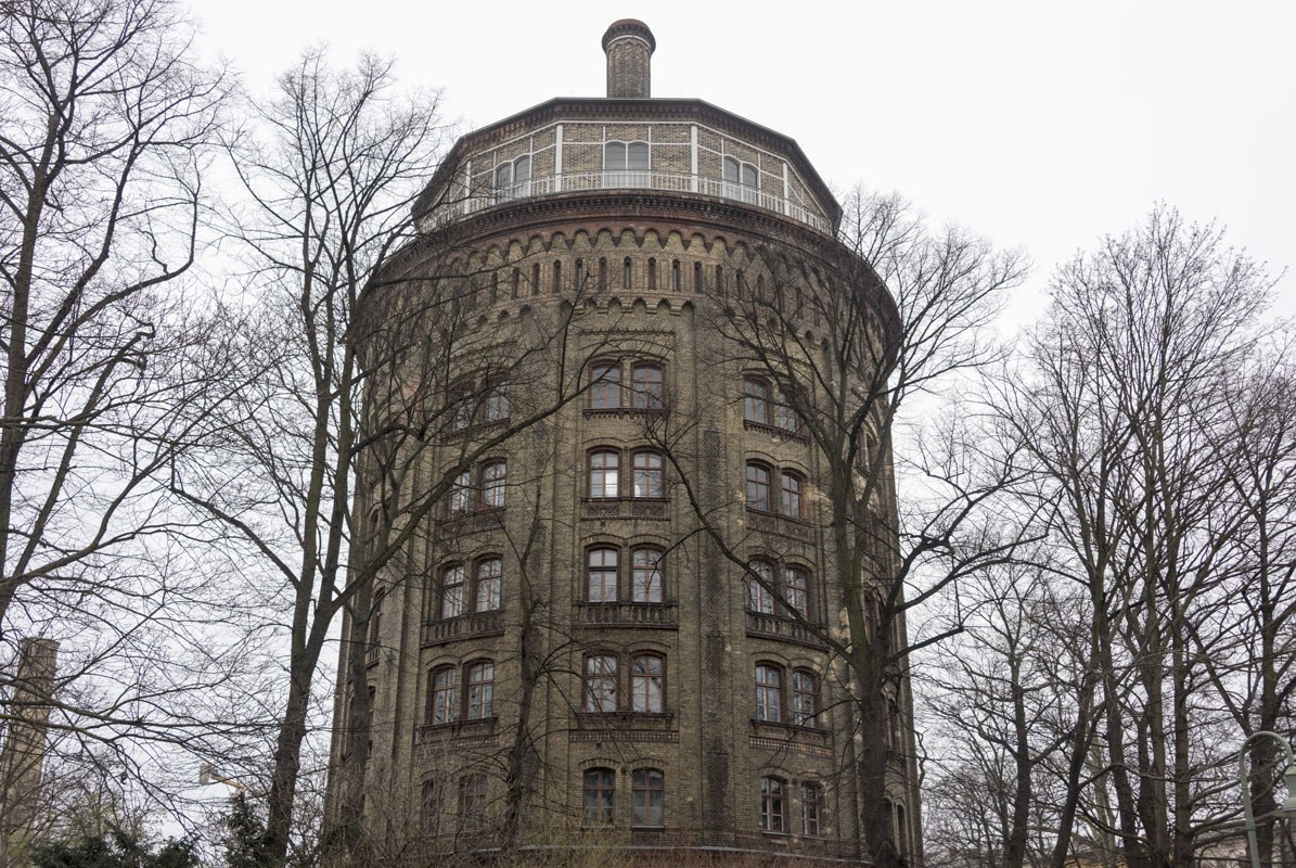 berlin water tower prenzlauer berg