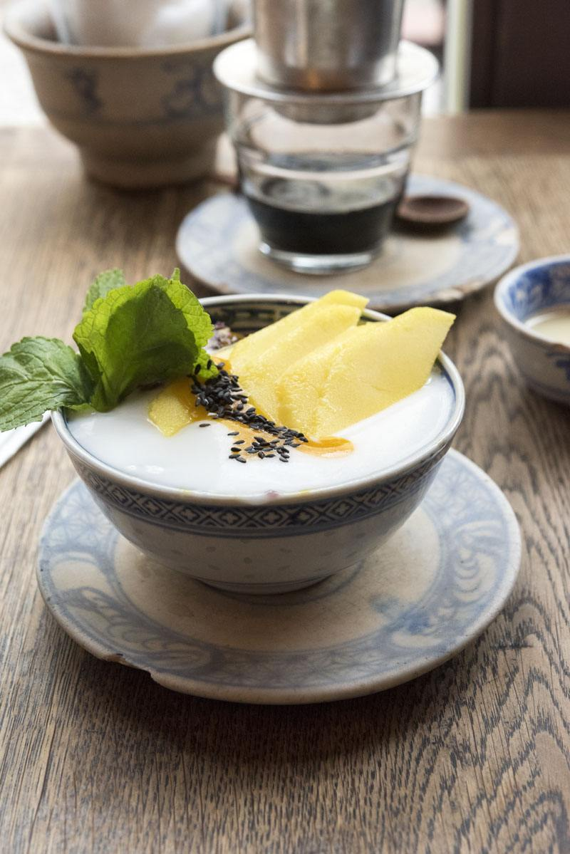 vietnamese berlin coffee panna cotta