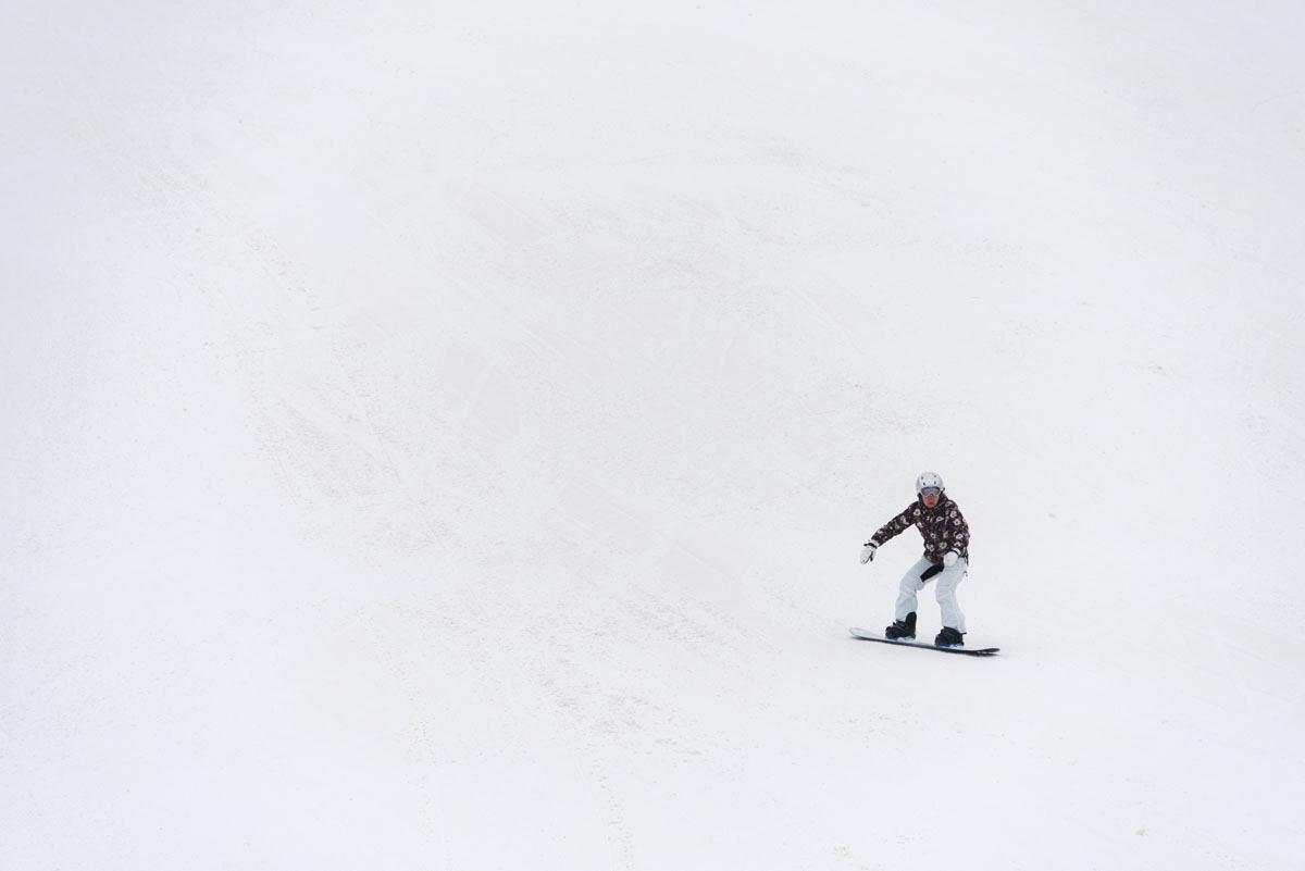 snowboarding finland tahko
