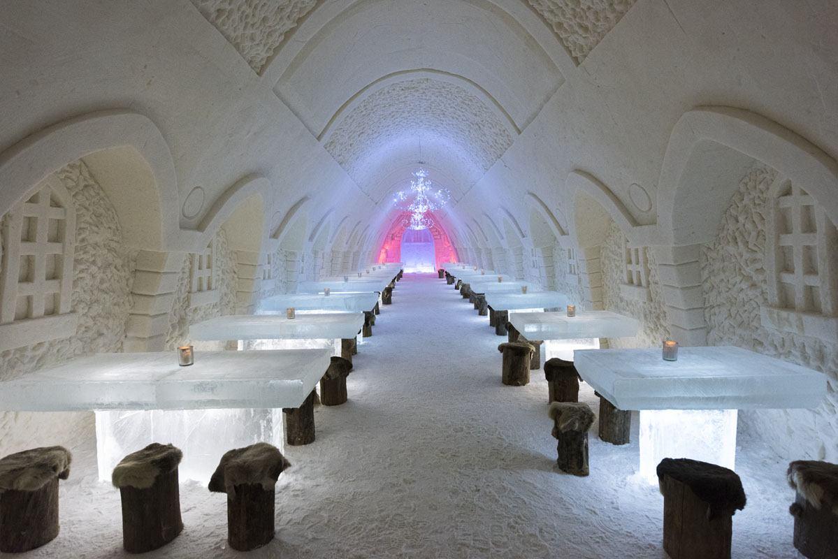 snow castle kemi restaurants