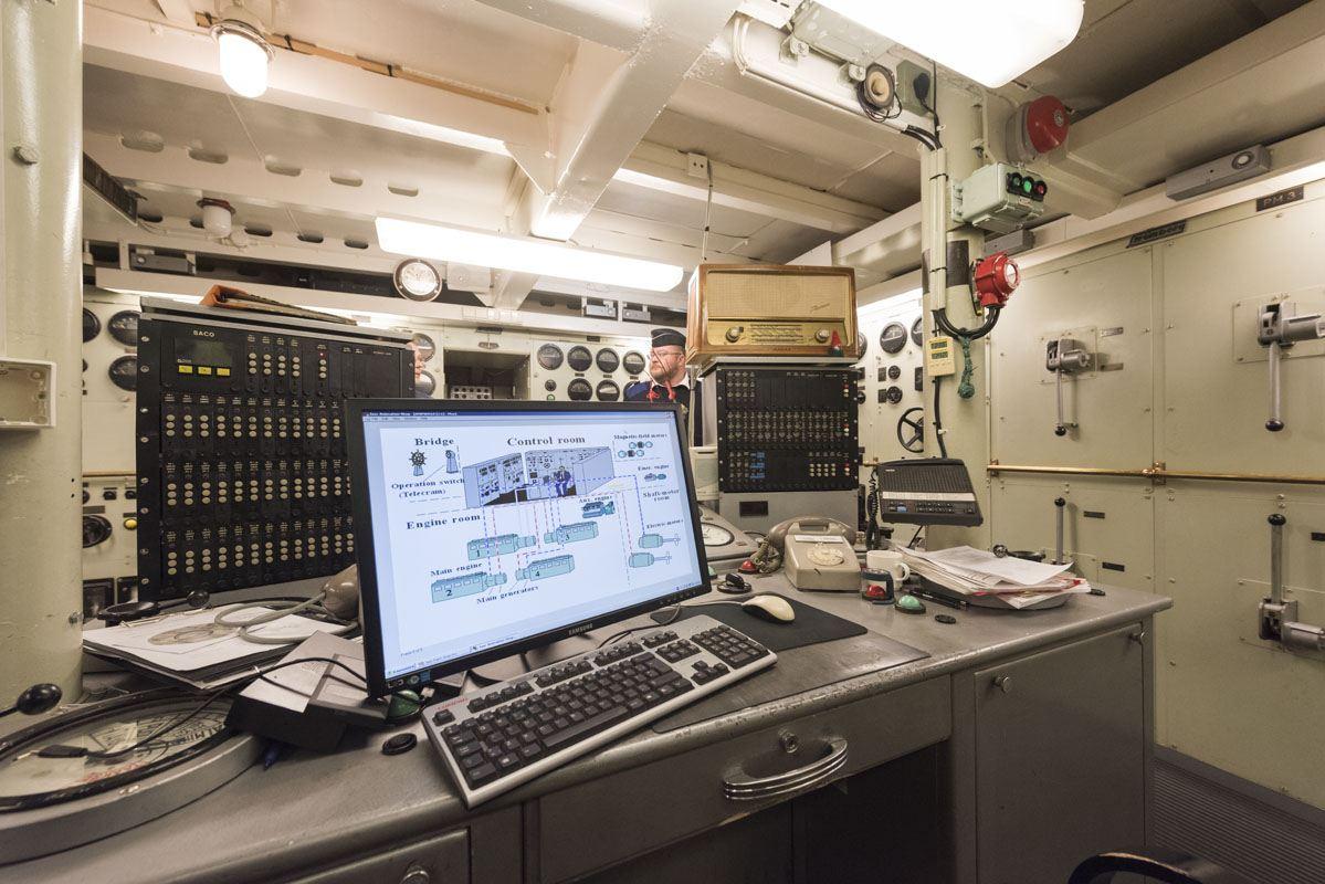sampo icebreaker technology