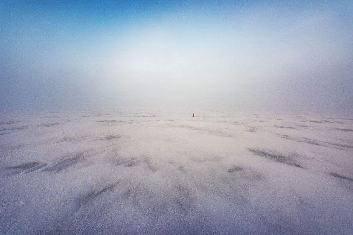 sampo icebreaker arctic sea