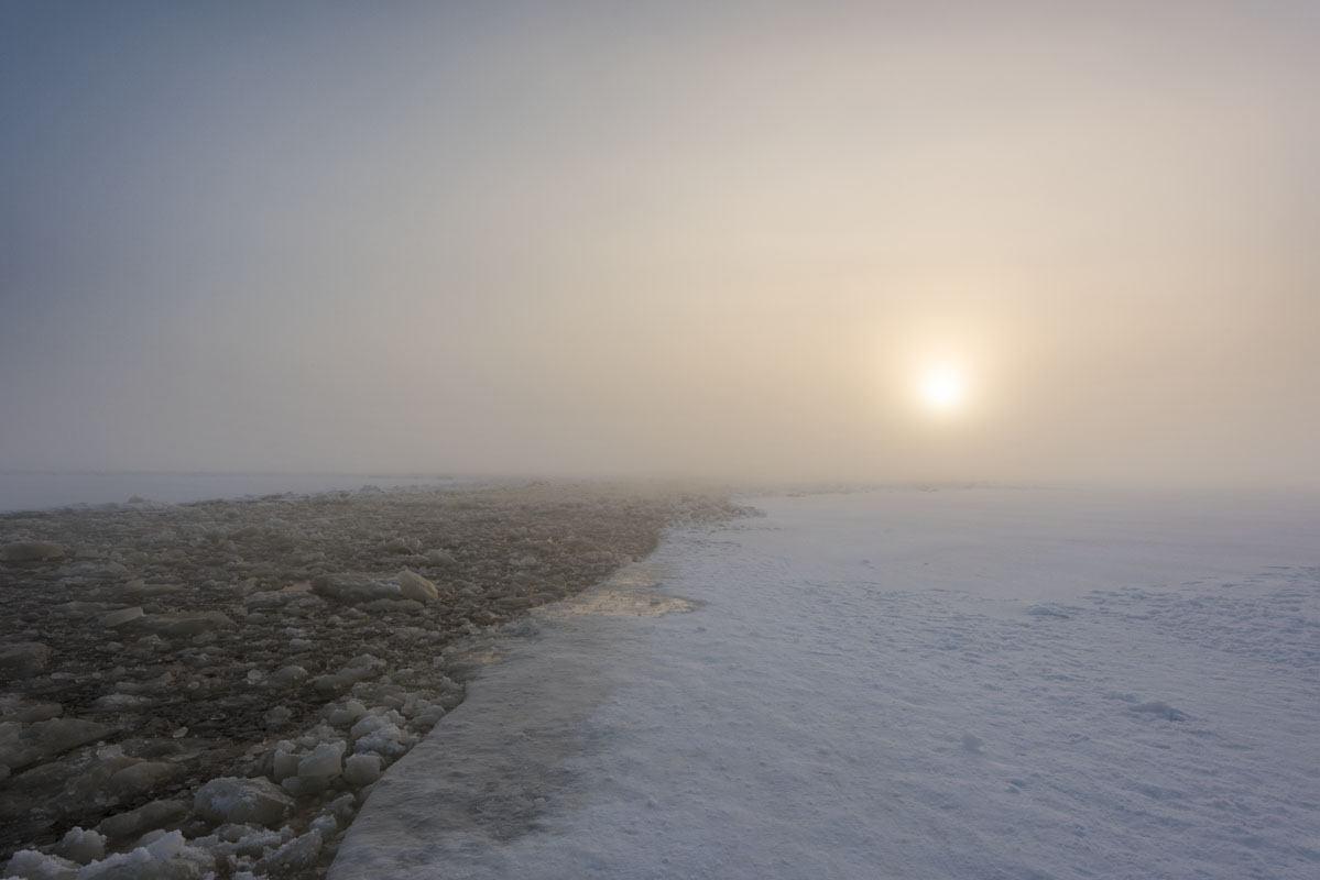 sampo icebreaker arctic sea ice