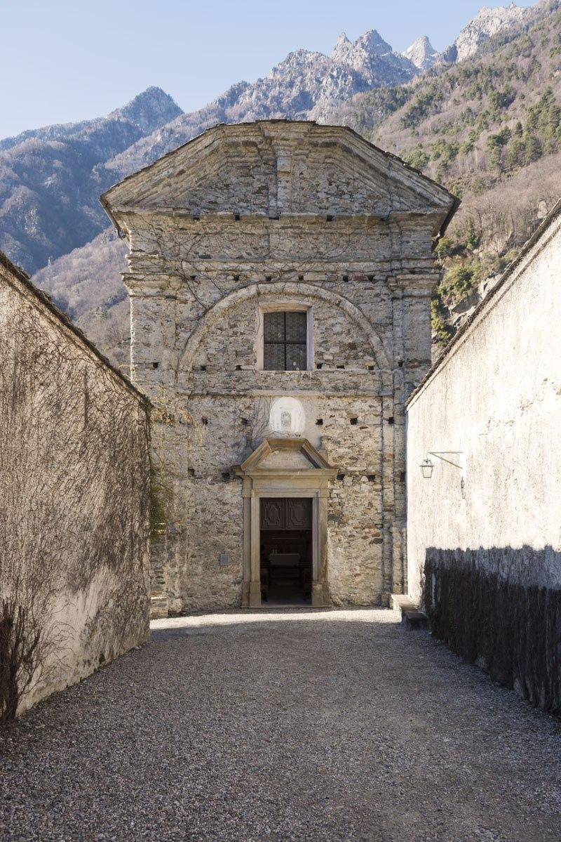 church palazzo vertemate franchi