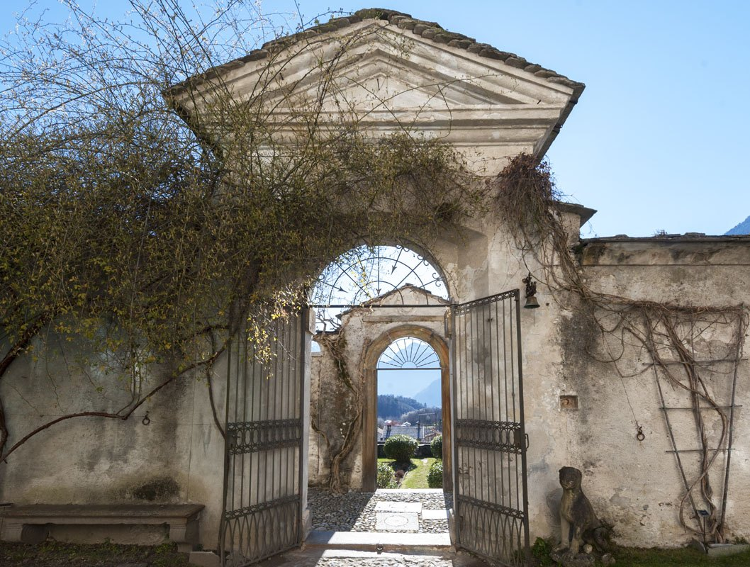 palazzo vertemate franchi gates