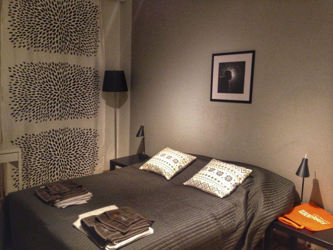 forenom helsinki bedroom