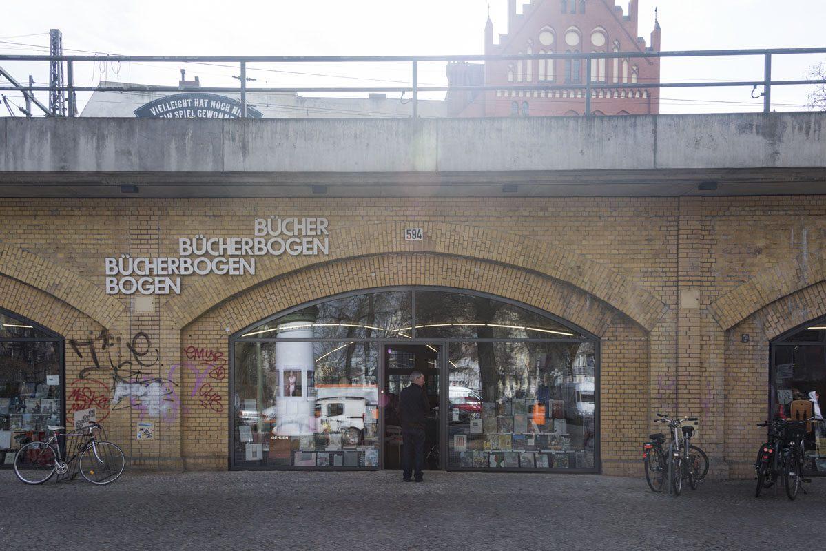 savigny platz bookstores berlin