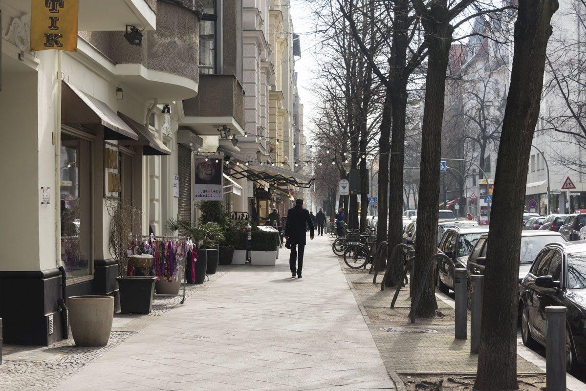 near mascha kaleko house berlin