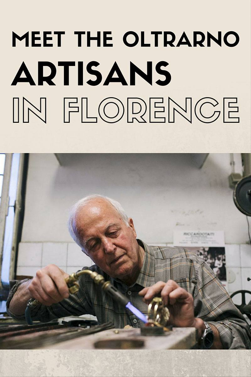 artisans in florence pin