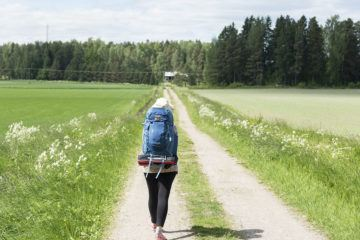 long distance hiking packing list 2