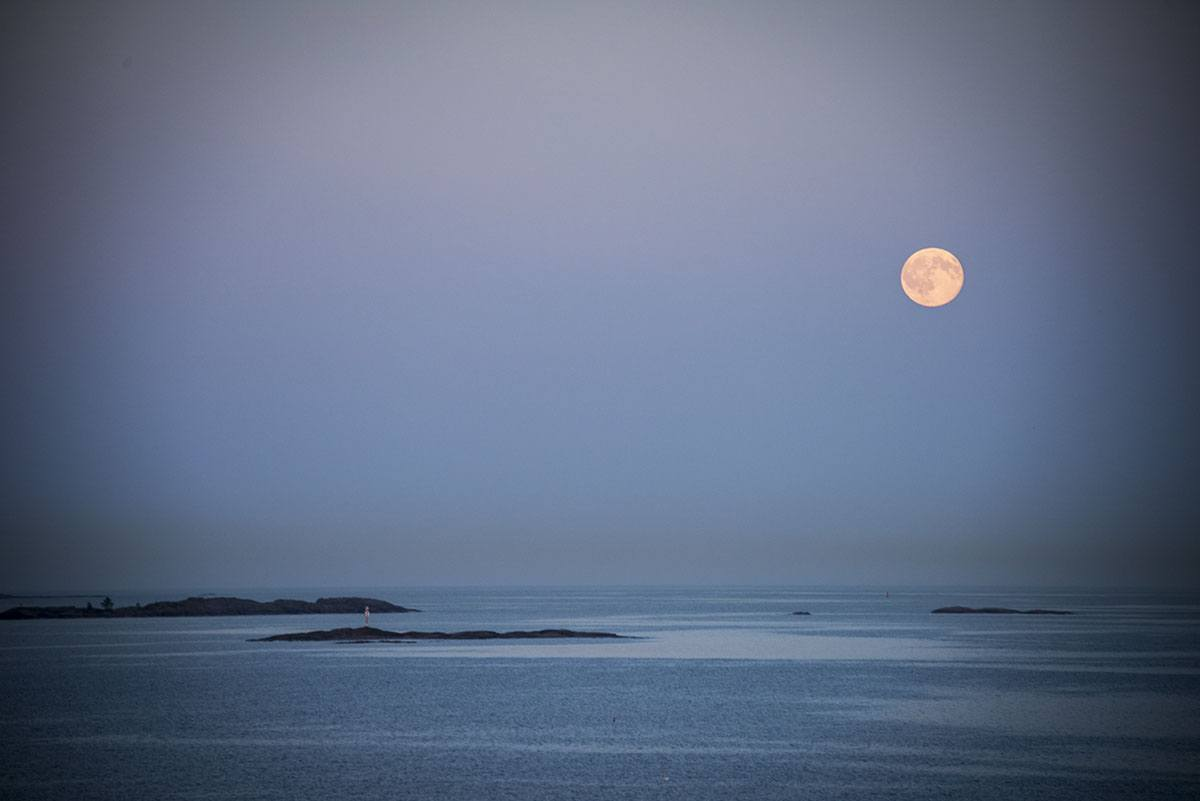 strawberry moon hanko
