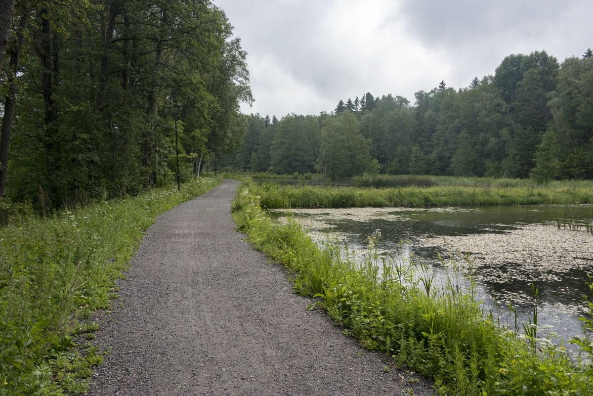 lohja finland road