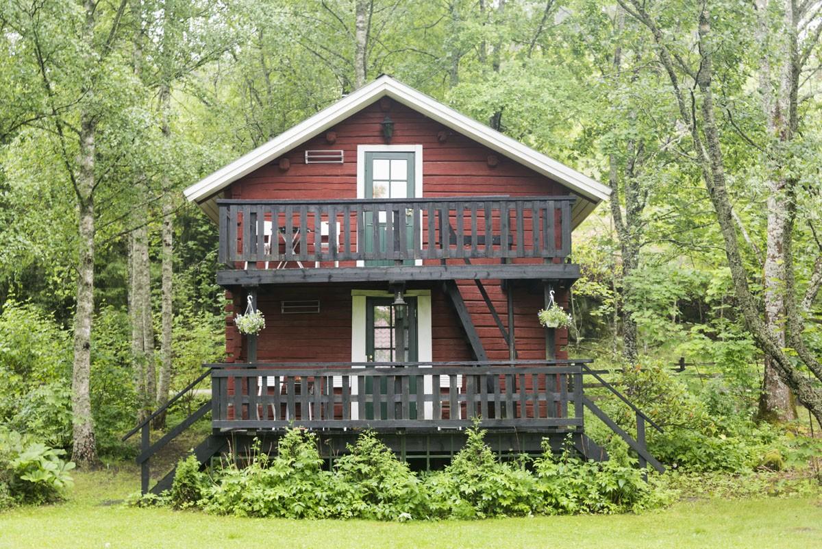 lohjansaari finland cabin