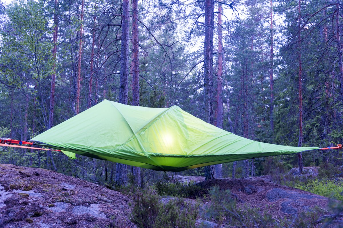 tentsile nuuksio night