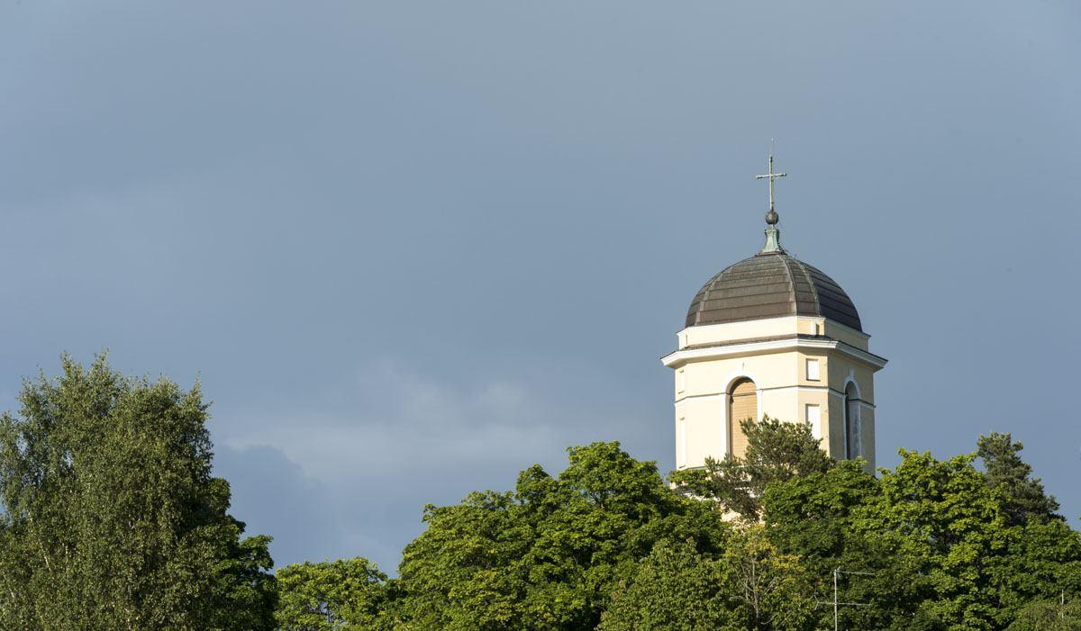 vihti finland church