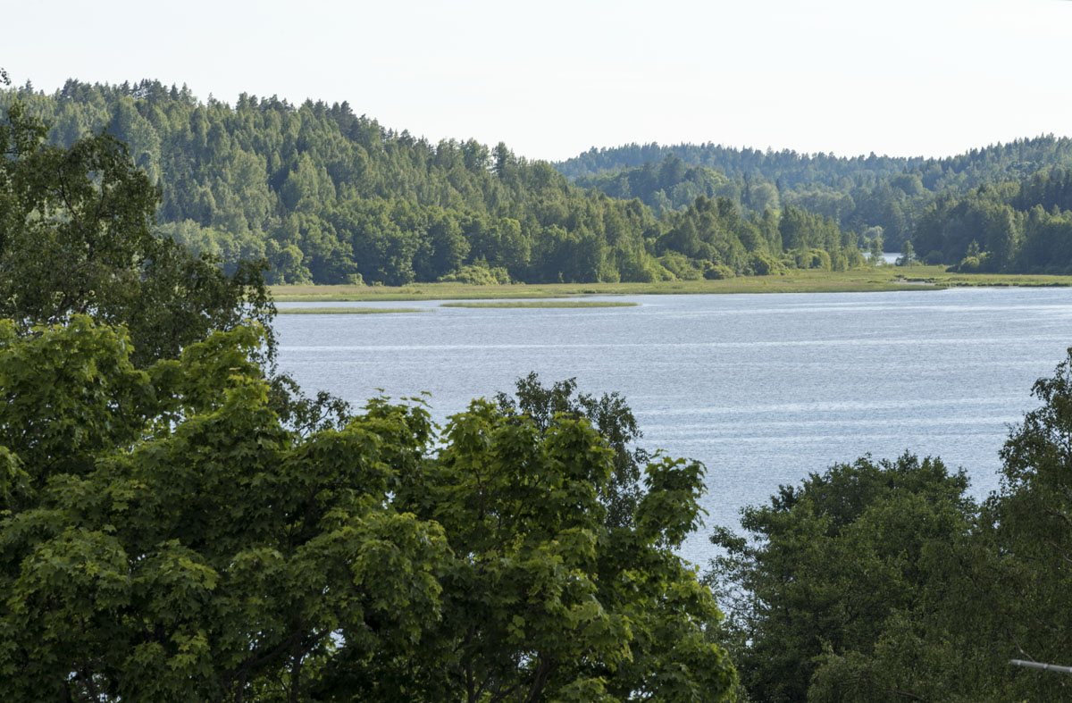 vihti finland lake