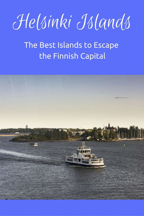 helsinki islands 1 pin