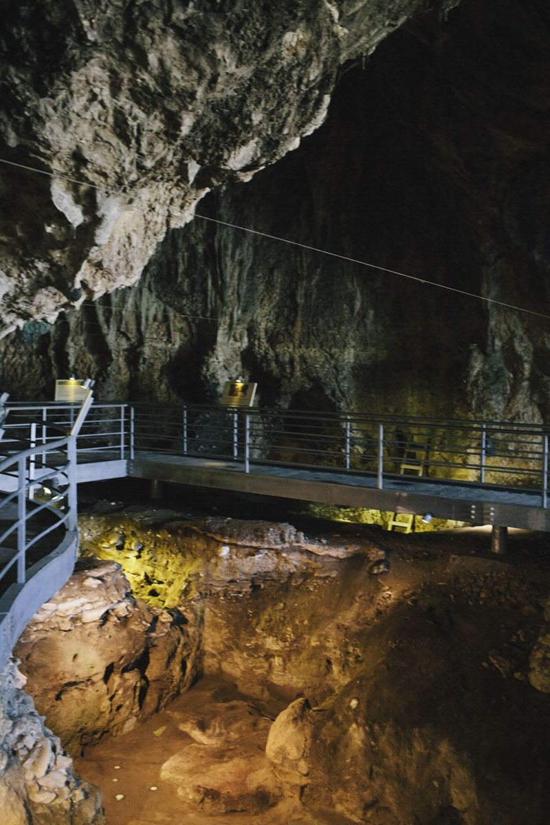 theopetra prehistoric cave