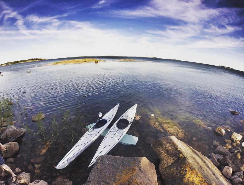 kayaks hermit island
