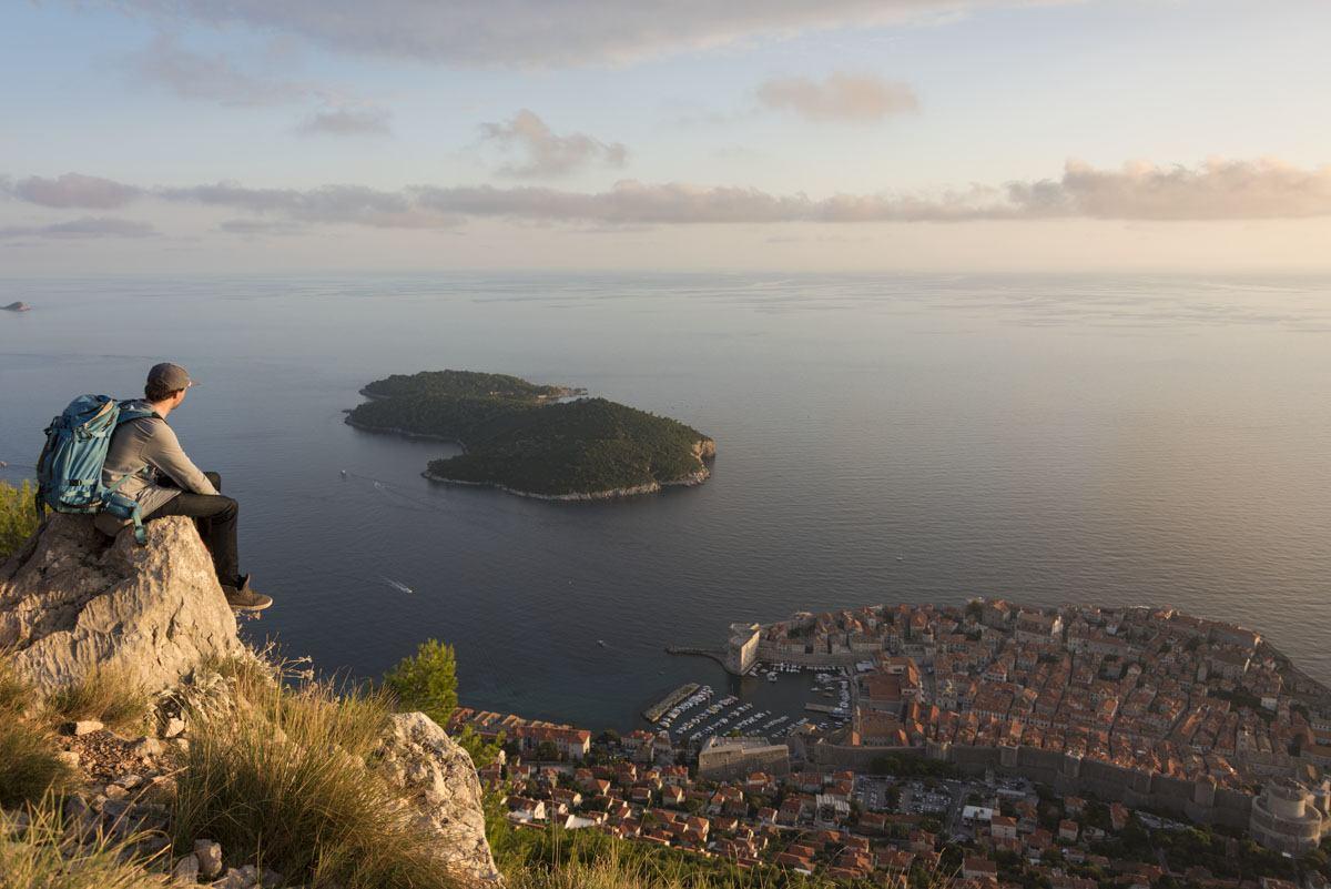 dubrovnik-srd-mountain-sunset
