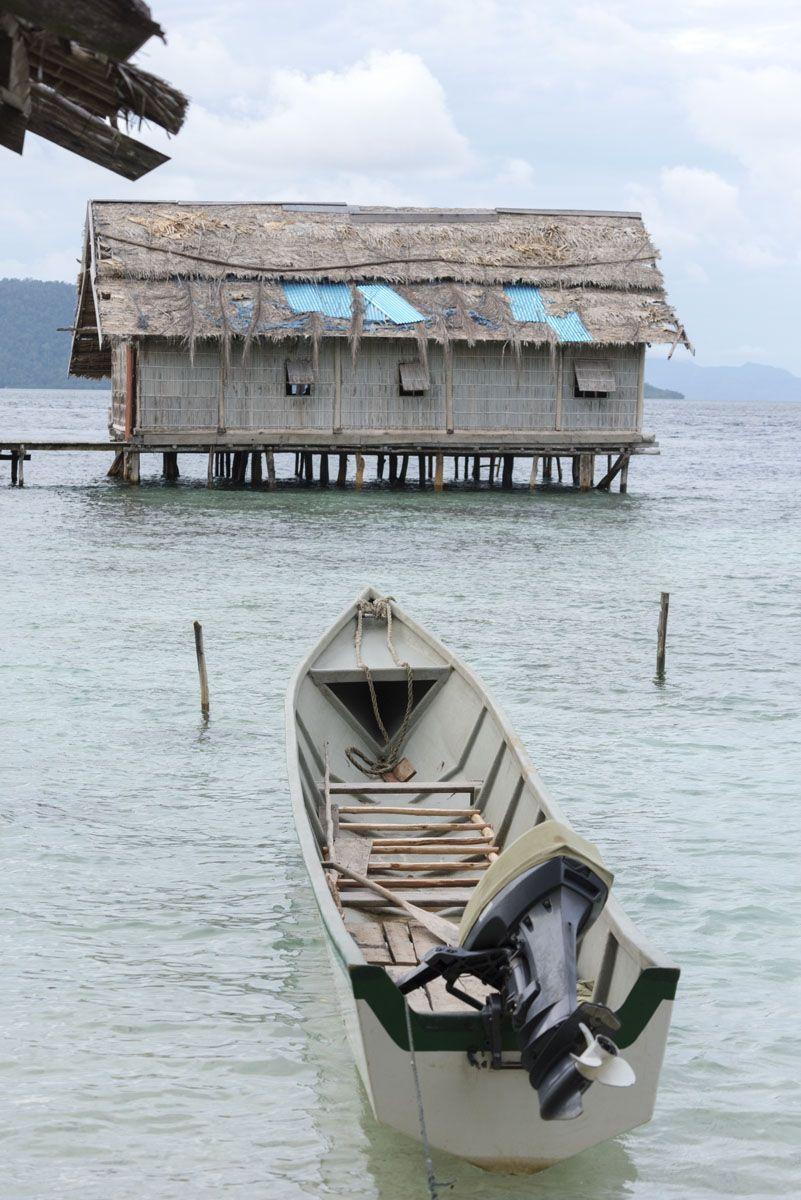 sawinggrai-boat-hut