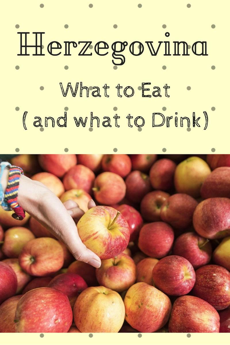 what to eat herzegovina