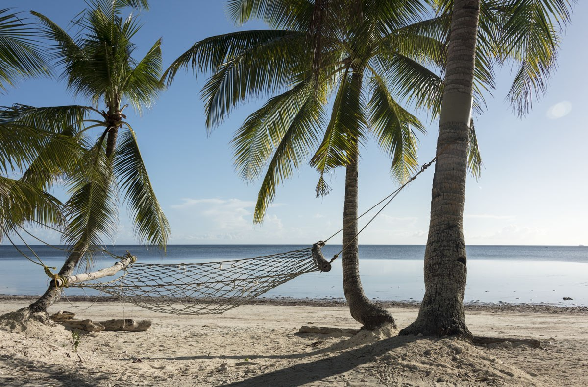 Philippines-Siquijor-hammock