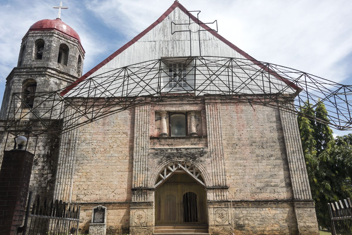 Philippines-Siquijor-lazi-church