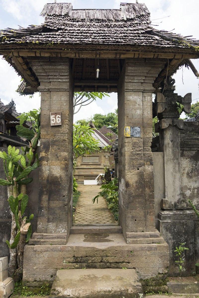 penglipuran gate