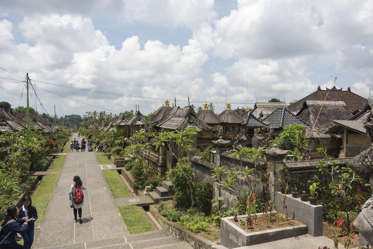 penglipuran village bali things to do