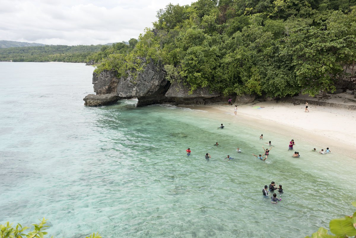 siquijor tourist spots solangor beach