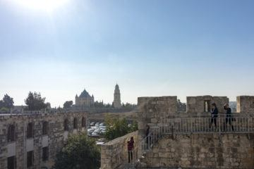 things to do in Jerusalem city walls