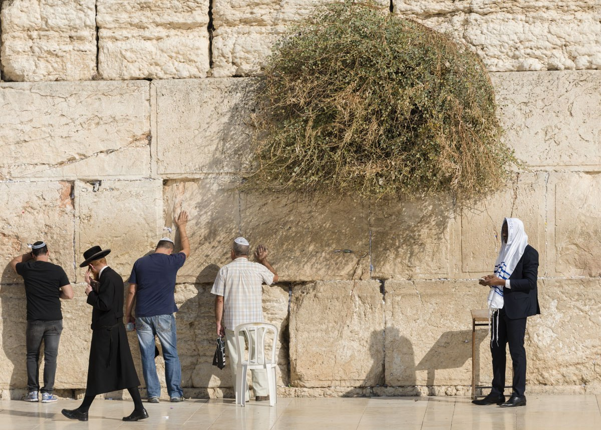 things to do in Jerusalem western wall