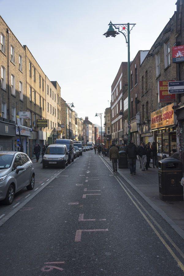 brick lane eating london