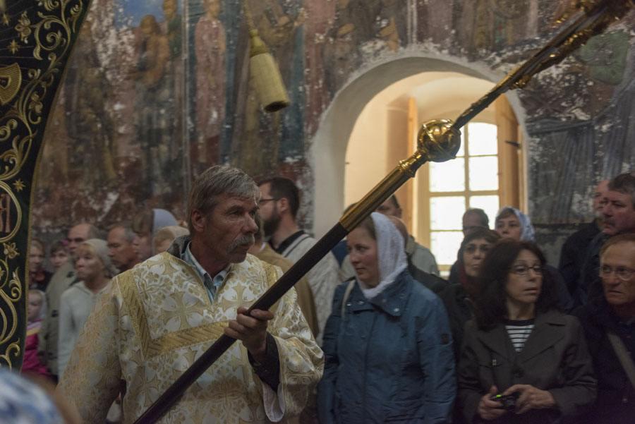 russia kirillo belozersky monastery inside