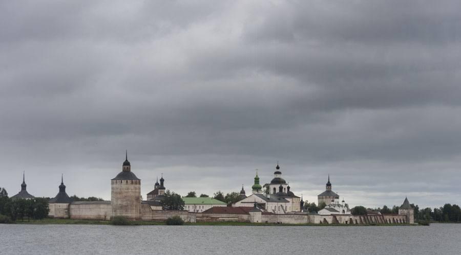 russia kirillo belozersky monastery
