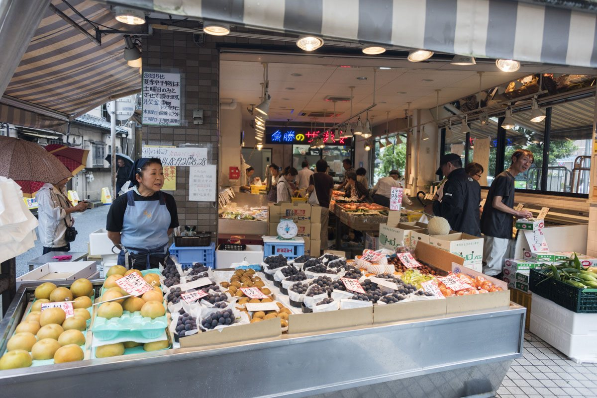 tokyo sunamachi food