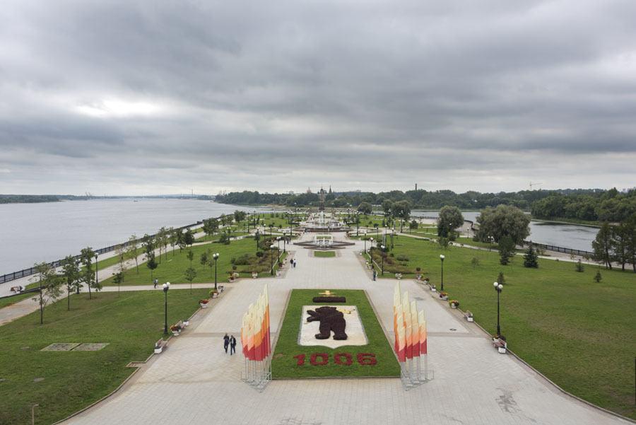 yaroslavl millennuim park