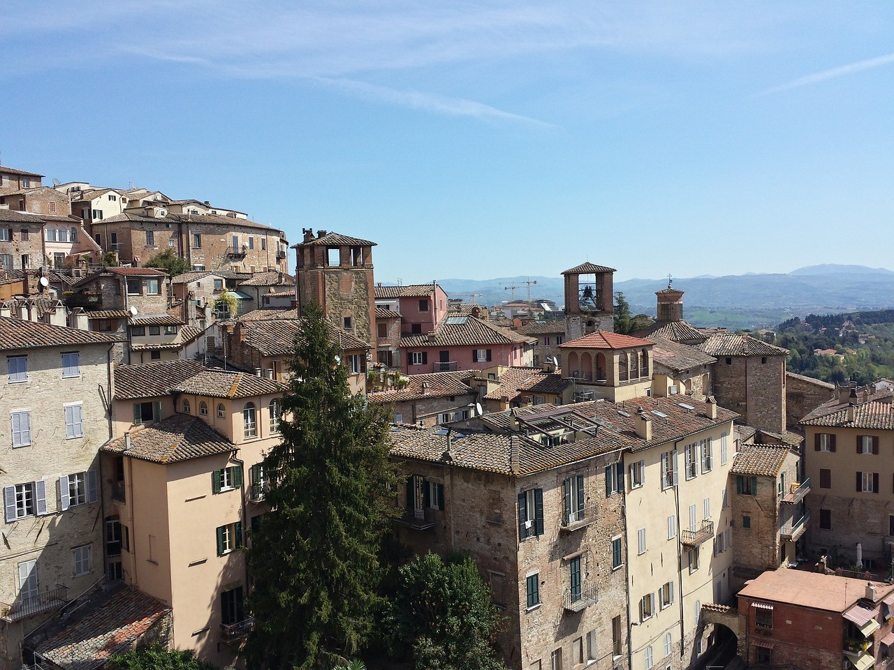 things to do in perugia city view