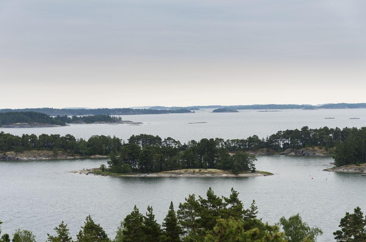 finland archipelago beach pensar