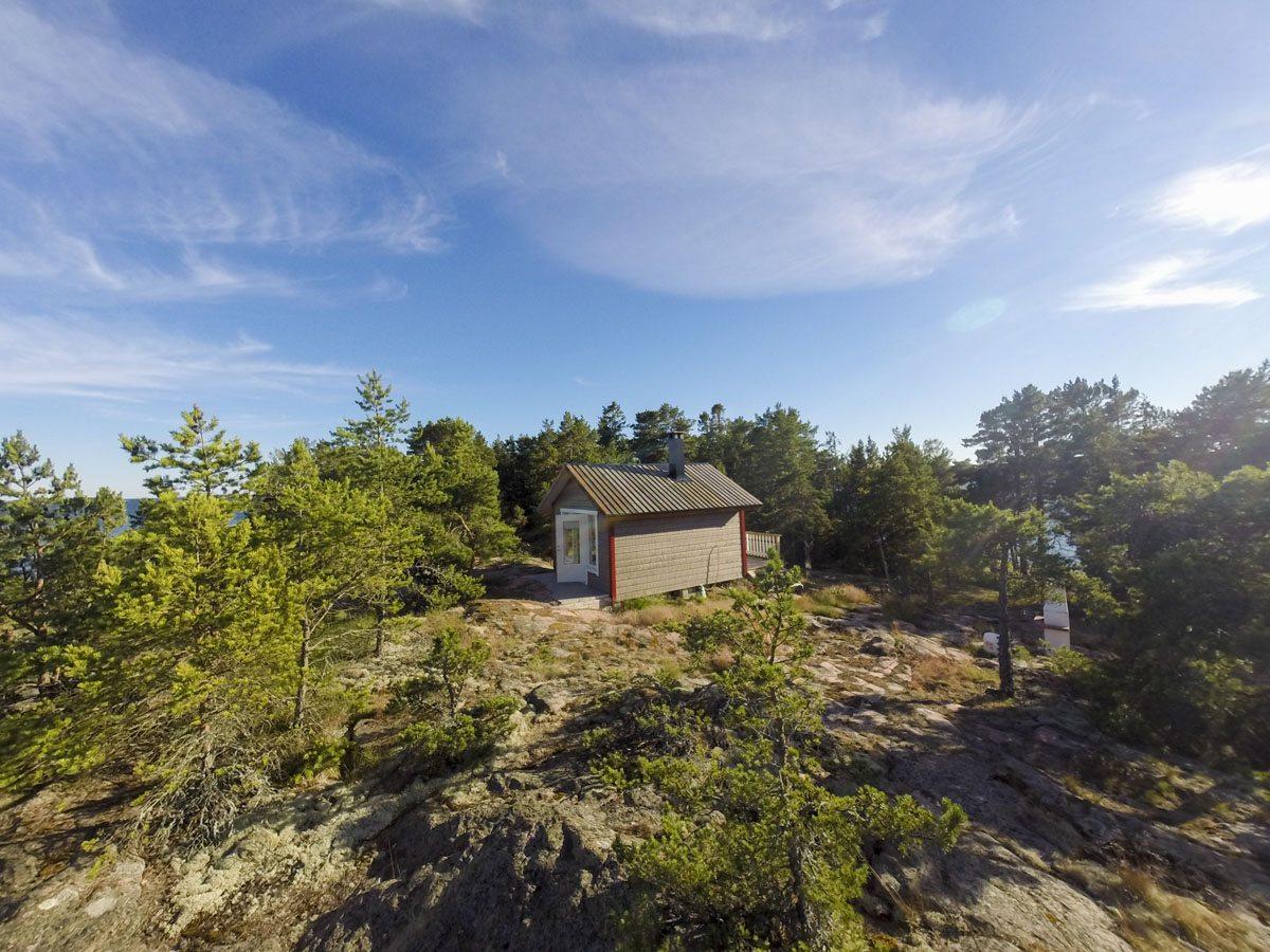 hermit cottage sandosund