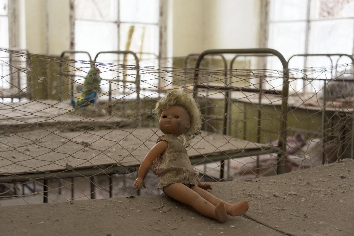 kopachi kindergarten chernobyl