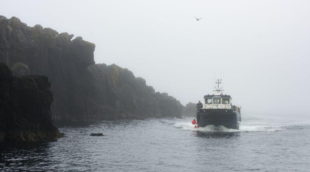 mykines ferry faroe