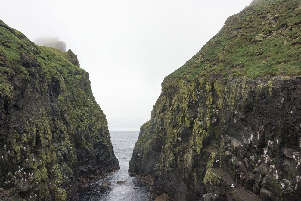 mykinesholmur faroe islands