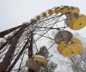 visit chernobyl pripyat wheel
